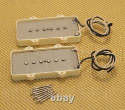 099-2239-000 Fender Pure American Vintage'65 Jazzmaster Guitar Pickups Aged WH