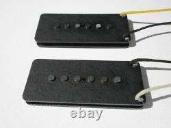1958 Jazzmaster Pickups SET VINTAGE CORRECT A5 HandWound Guitar Fender Vintage Q