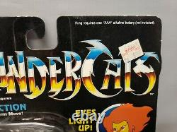 1985 Thundercats Lion-O and Snarf Action Figure Set NEW MOC Vintage LJN Toys