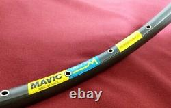 2er Set Mavic Open 4 CD Felge, 26, 650C, 28 Loch, grau, Paar, NEU, NOS, Vintage