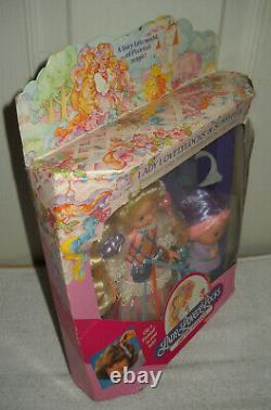 #6938 RARE NRFB Vintage Mattel Lady Lovelylocks & Sunnypeek Doll Set