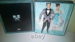 Barbie 1961 Spring Break 2011 Convention Barbie And Ken Doll Set Platinum Label