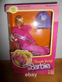 Beauty Secrets Barbie 1979 First Collector's Convention 1980, Only 150 Sets Ve