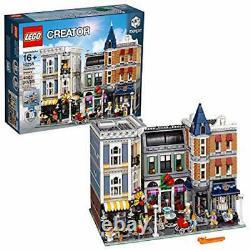 Brand New Lego Creator Modular Expert Building 10255 Assembly Square 9/10 Box