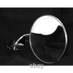 Door mirror set, JASS Vintage style mirrors, Mazda MX-5 MX5 mk1 mk2 & mk2.5, NEW