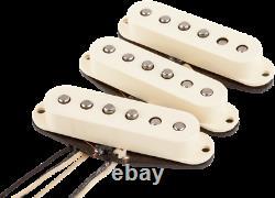Genuine Fender'57/'62 Stratocaster Strat Pickup Set Vintage Re-issue New
