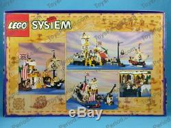 LEGO 6277 Imperial Trading Post Vintage 1992 Pirate MISB New