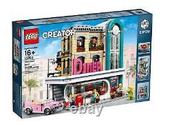 LEGO CREATOR EXPERT Downtown Diner 10260 BNISB AU Seller