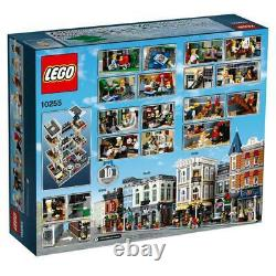 LEGO Creator Expert Assembly Square 10255 BRAND NEW SEALED IN BOX
