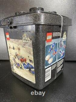 LEGO Star Wars 7159 Pod Racer Bucket Extremely Rare 2000 Set New Unopened