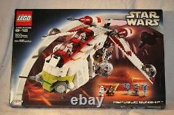LEGO Star Wars Republic Gunship 7163 (2003) NEW in Sealed Package NEW in Box