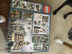 Lego 10185 Green Grocer New & Sealed