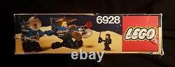 Lego 6928 Uranium Search Vehicle 1984 Legoland Classic Space Vintage, MISB