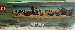Lego IDEAS Old Fishing Store 21310. New in a sealed box. Box has wear. Retired