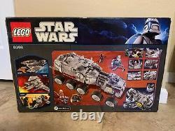 Lego Star Wars Clone Turbo Tank (8098) BRAND NEW & FACTORY SEALED