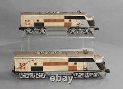 Lionel Vintage O New Haven F3 AA Diesel Set Custom Built