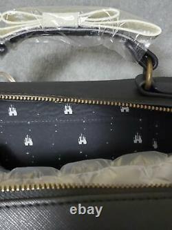 Loungefly Disney Princess Vintage-Inspired Box Crossbody Bag + Wallet Set NEW