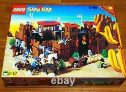 (NEW)LEGO System Fort Legoredo 6769 Classical RARE Discontinued Vintage