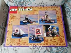 New, Sealed LEGO 6271 Imperial Flagship Vintage 1992