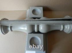 Plastic Molds For Concrete Plastic Set Of Baluster Plaster Stone Plastic Decorat