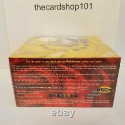 Pokemon Base Set Booster Box Factory sealed+Christmas bonus! Vintage