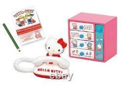 Re-Ment Sanrio Lovely Memories Miniature Figure Complete Box Set of 8