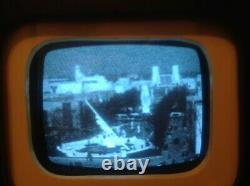 Retro Vintage Style Television Set Prewar 1939 New York World's Fair