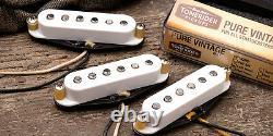 Tonerider Pure Vintage Pickup set for Stratocaster. Free Post
