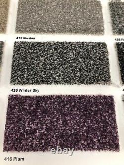 VW T2 Bay Camper Bus CAB MAT SET with Colour Choice For Early/Late Bay RHDorLHD