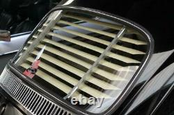 VW Vintage Beetle Rear Venetian Slat Window Louvre Blind Set 1964 to 1971