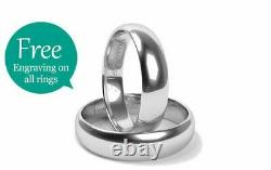 Vintage 1.70ct Oval Cut Diamond Bridal Set Engagement Ring 14k White Gold Over