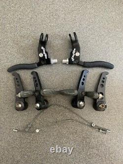 Vintage Grafton Speed Contoller brake set with levers (Klein, Yeti, Fat Chance)