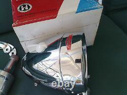 Vintage N. O. S Bicycle Light Dynamo Set'KADOMAX' 12V-6W for RALEIGH SCHWINN NEW