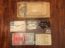Vintage RARE 1987 Tamiya 1/12 Toyota Celica Gr. B Body Parts Set New Old Stock